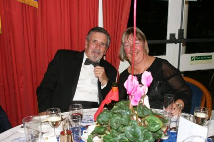1st Vice President Geoff Budd and Sally