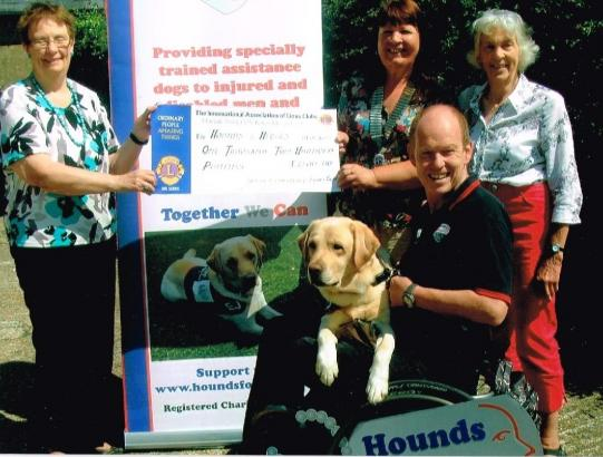 Hounds for Heroes Presentation